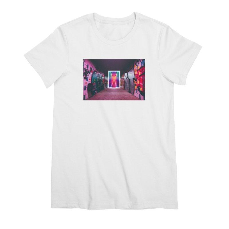 Passage Women's Premium T-Shirt by chriscoffincreations
