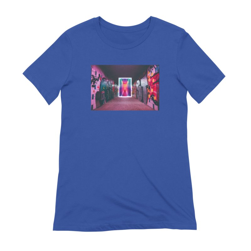 Passage Women's Extra Soft T-Shirt by chriscoffincreations