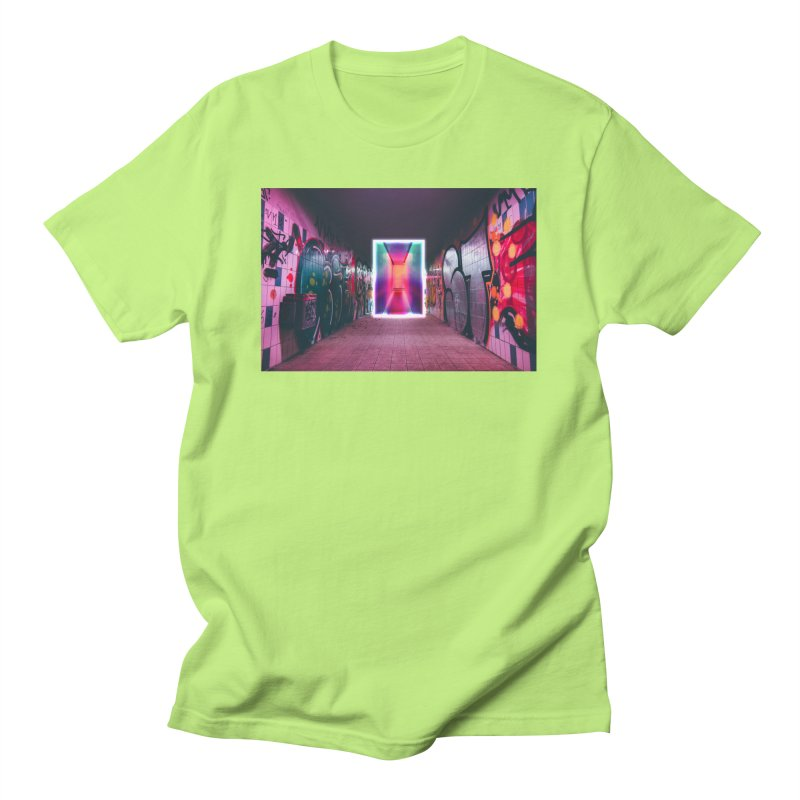 Passage Men's T-Shirt by chriscoffincreations