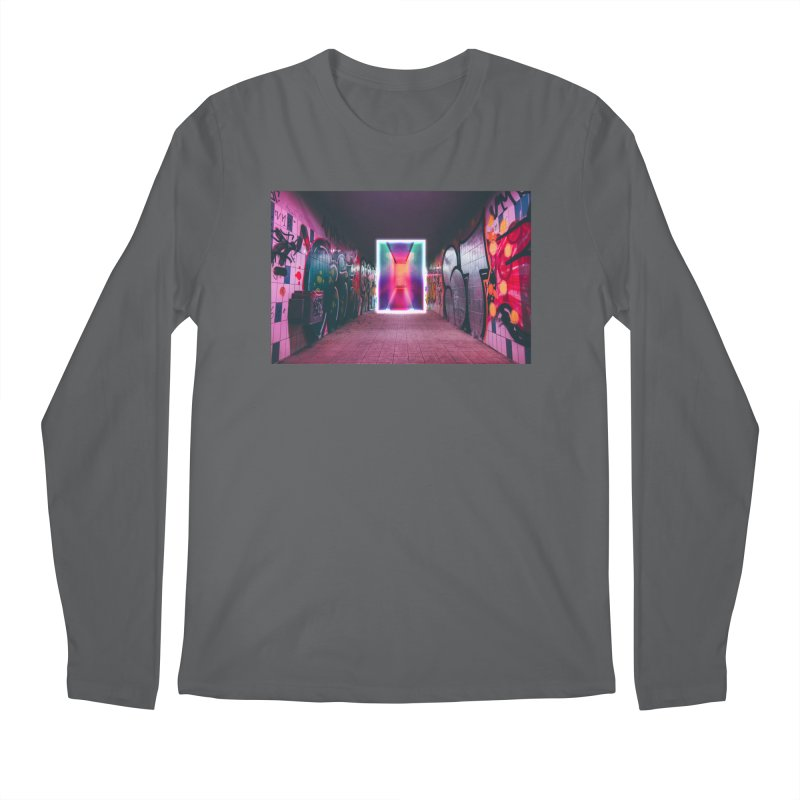 Passage Men's Longsleeve T-Shirt by chriscoffincreations