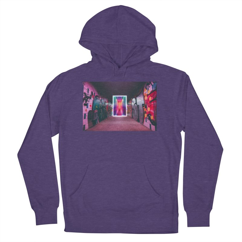 Passage Women's French Terry Pullover Hoody by chriscoffincreations