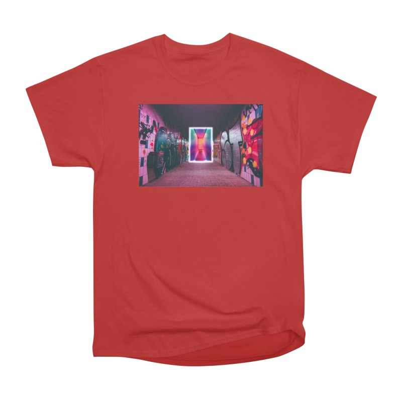 Passage Men's Heavyweight T-Shirt by chriscoffincreations