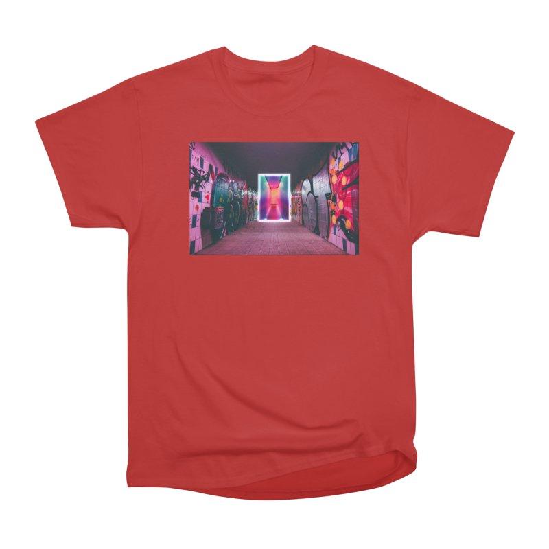 Passage Women's Heavyweight Unisex T-Shirt by chriscoffincreations
