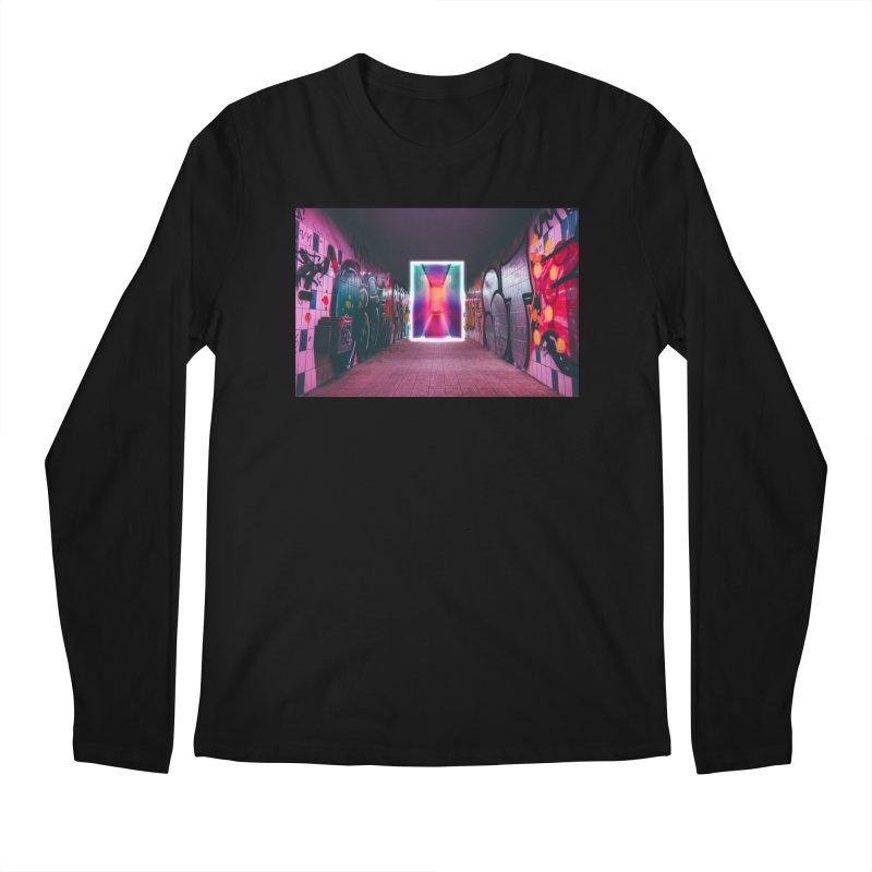 Passage Men's Regular Longsleeve T-Shirt by chriscoffincreations