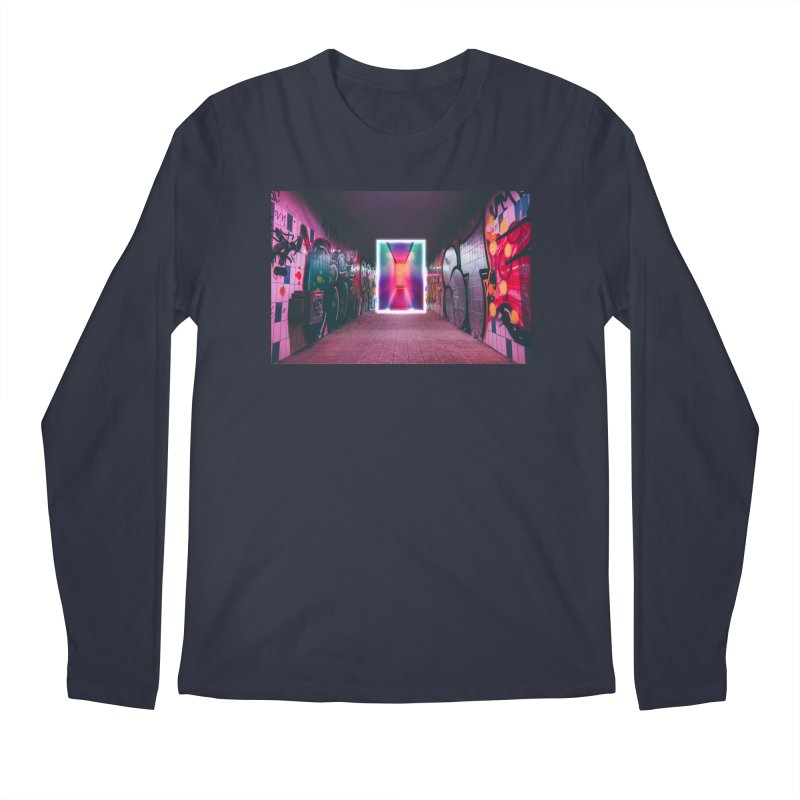 Passage Men's Regular Longsleeve T-Shirt by chriscoffincreations