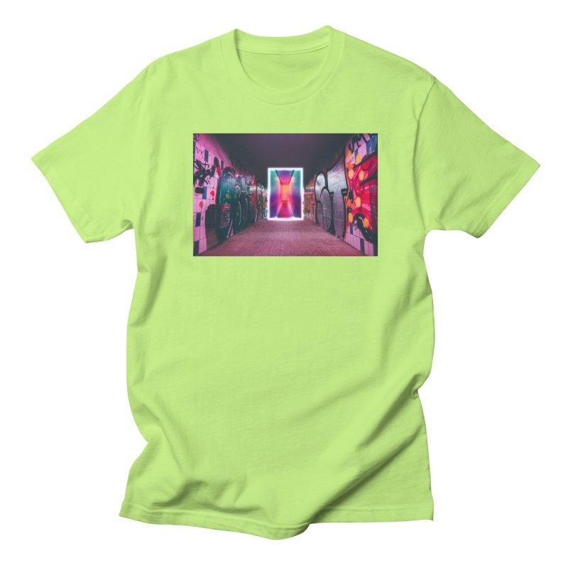 Passage Men's Regular T-Shirt by chriscoffincreations