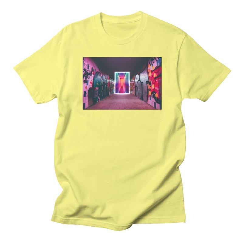 Passage Women's Regular Unisex T-Shirt by chriscoffincreations