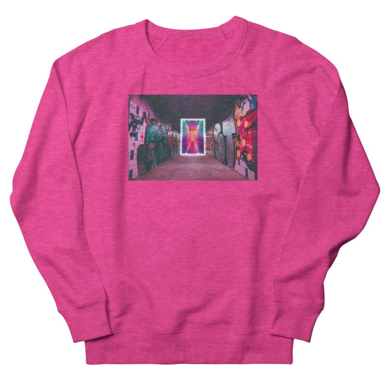 Passage Men's French Terry Sweatshirt by chriscoffincreations