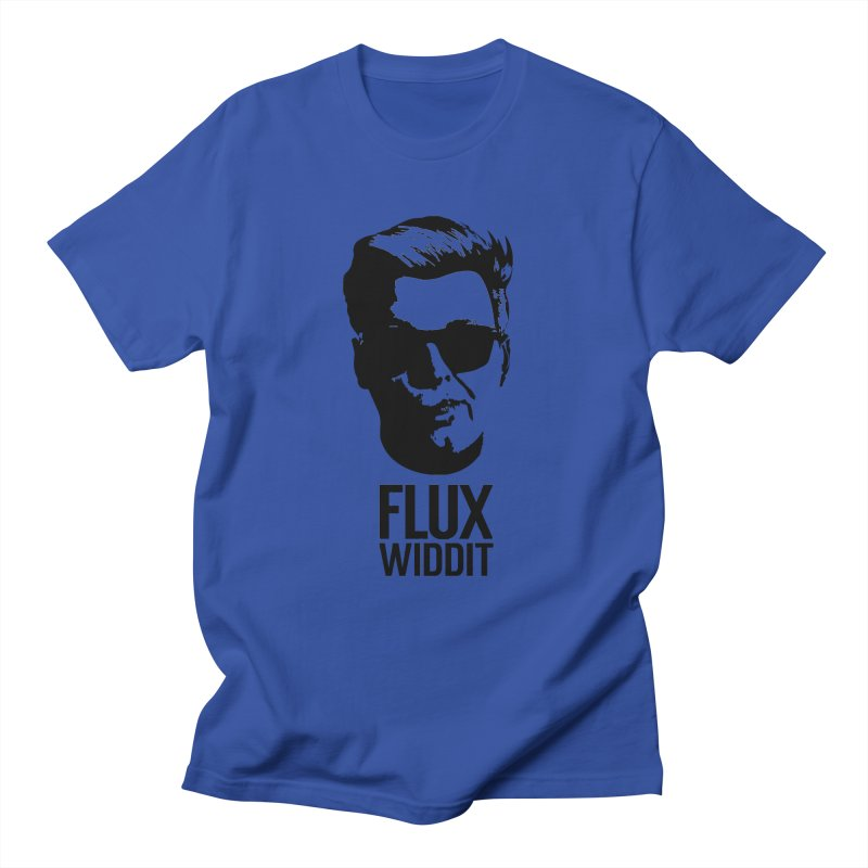 Flux Widdit Women's Regular Unisex T-Shirt by chriscoffincreations