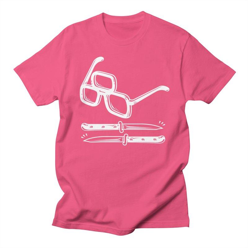 Third Eye Glasses Women's Unisex T-Shirt by chriscrammer's Artist Shop
