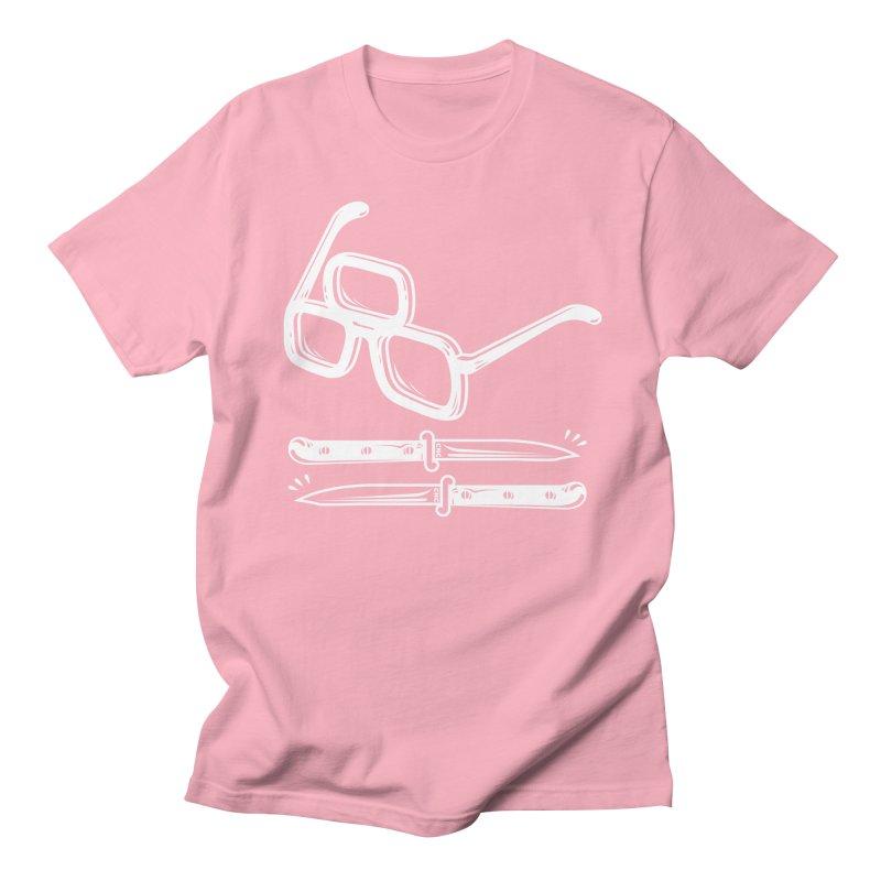Third Eye Glasses Women's Regular Unisex T-Shirt by chriscrammer's Artist Shop