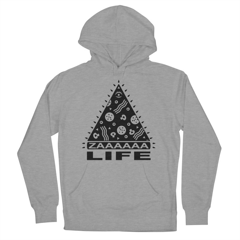Zaaaaaa Life Black Women's Pullover Hoody by chriscrammer's Artist Shop