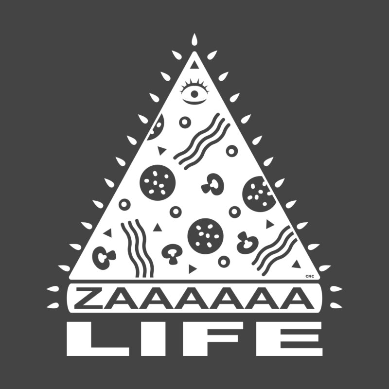 Zaaaaaa Life Women's Fitted T-Shirt by chriscrammer's Artist Shop