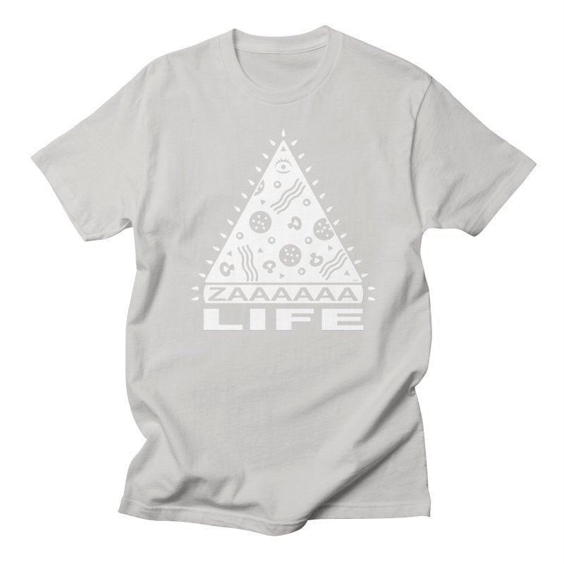 Zaaaaaa Life Women's Regular Unisex T-Shirt by chriscrammer's Artist Shop