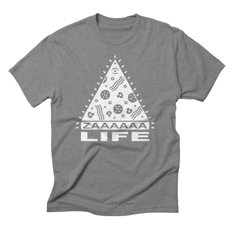 Zaaaaaa Life Men's Triblend T-Shirt by chriscrammer's Artist Shop