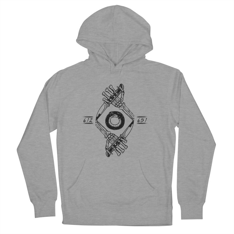 infinite offer Men's French Terry Pullover Hoody by chriscrammer's Artist Shop