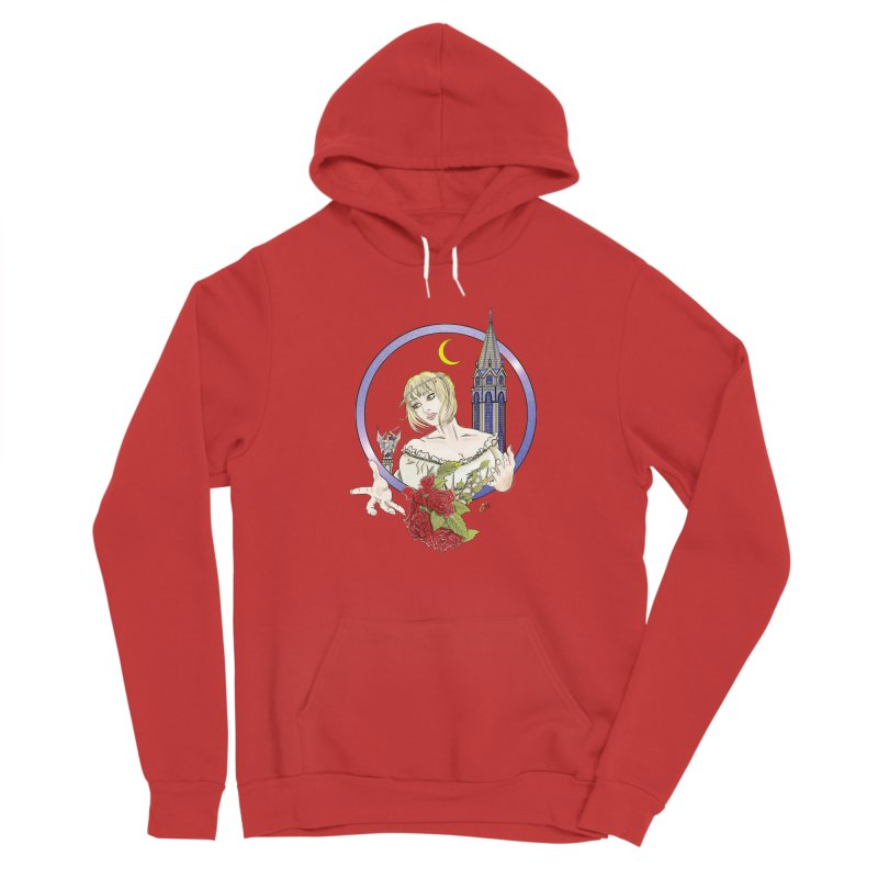 Maria Men's Pullover Hoody by ChrisCustoms