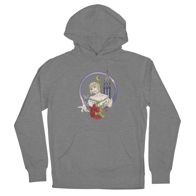 Maria Women's Pullover Hoody by ChrisCustoms