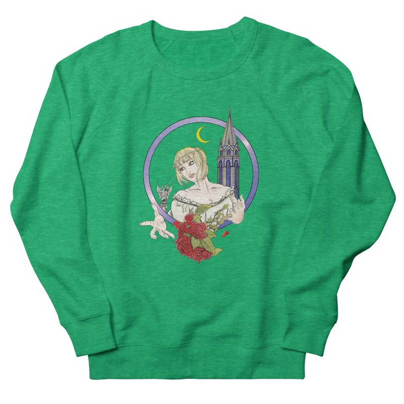 Maria Women's Sweatshirt by ChrisCustoms