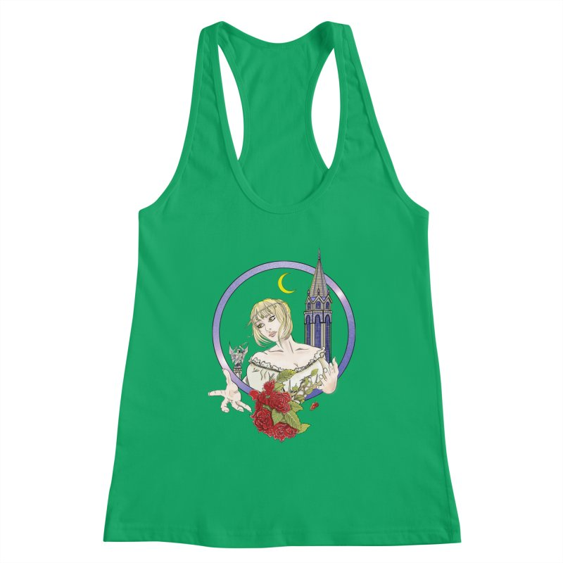 Maria Women's Tank by ChrisCustoms