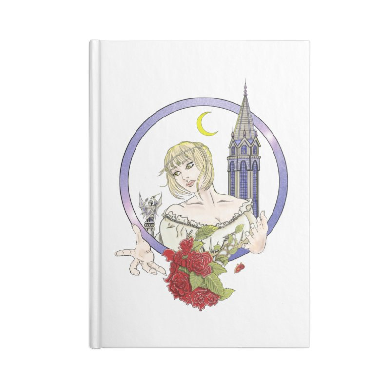 Maria Accessories Notebook by ChrisCustoms