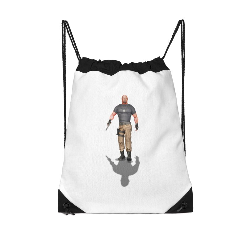 Agent Luke Hobbs V2 Accessories Bag by ChrisCustoms