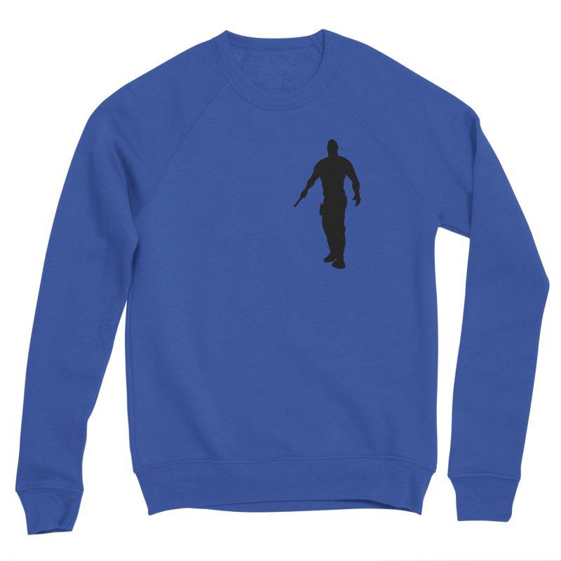 Hobbs: Silhouette Men's Sweatshirt by ChrisCustoms