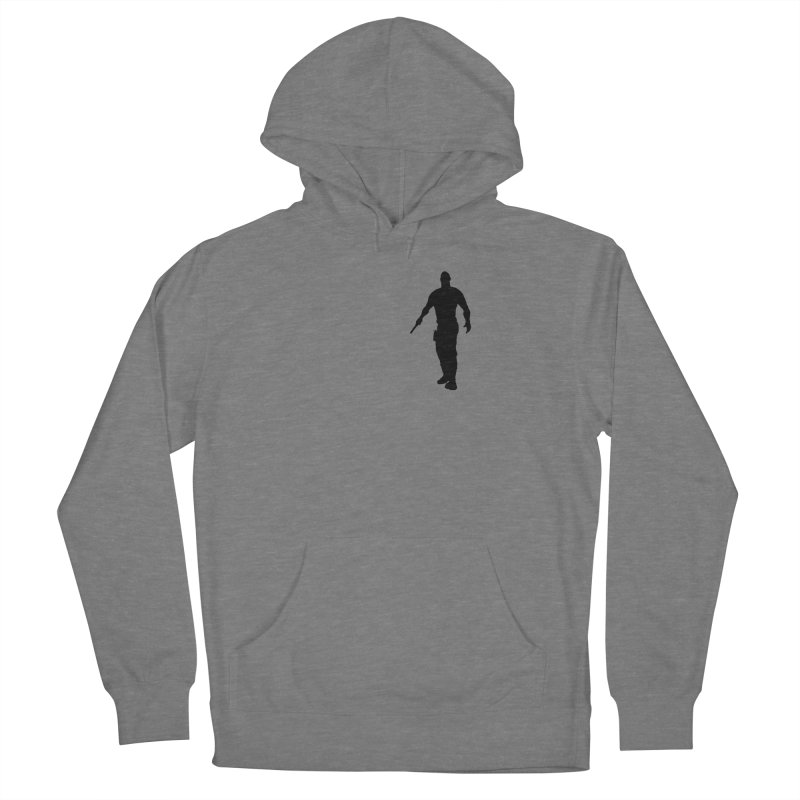 Hobbs: Silhouette Women's Pullover Hoody by ChrisCustoms
