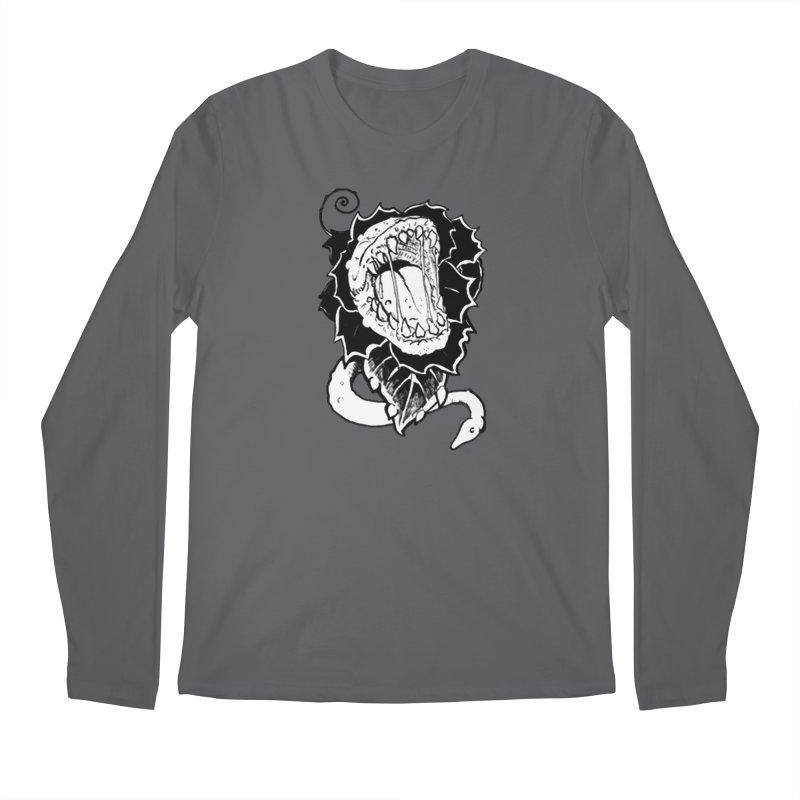 Audrey 2 Men's Longsleeve T-Shirt by ChrisCustoms
