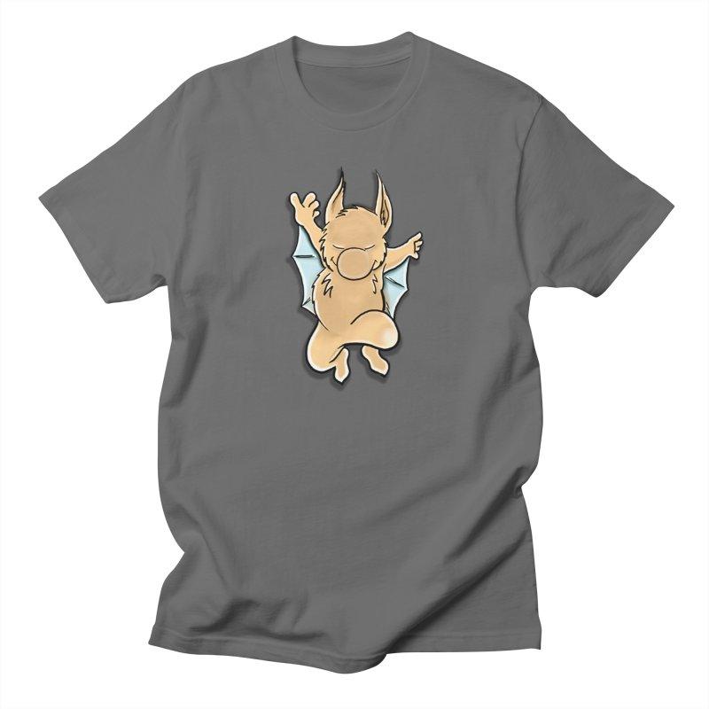 Bonkers the Bat: Joy Men's T-Shirt by ChrisCustoms
