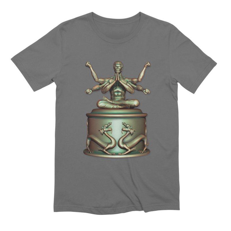 Lee: Zen Men's T-Shirt by ChrisCustoms