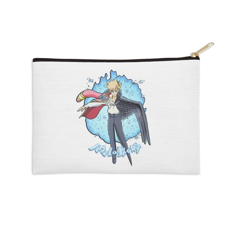 Howl the Wizard Fan Art Accessories Zip Pouch by ChrisCustoms