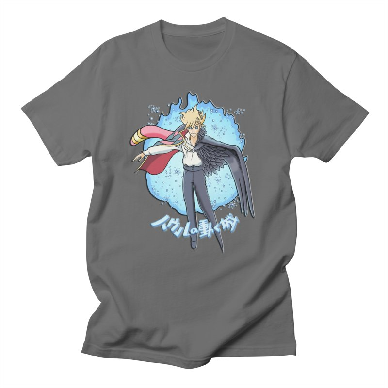 Howl the Wizard Fan Art Men's T-Shirt by ChrisCustoms