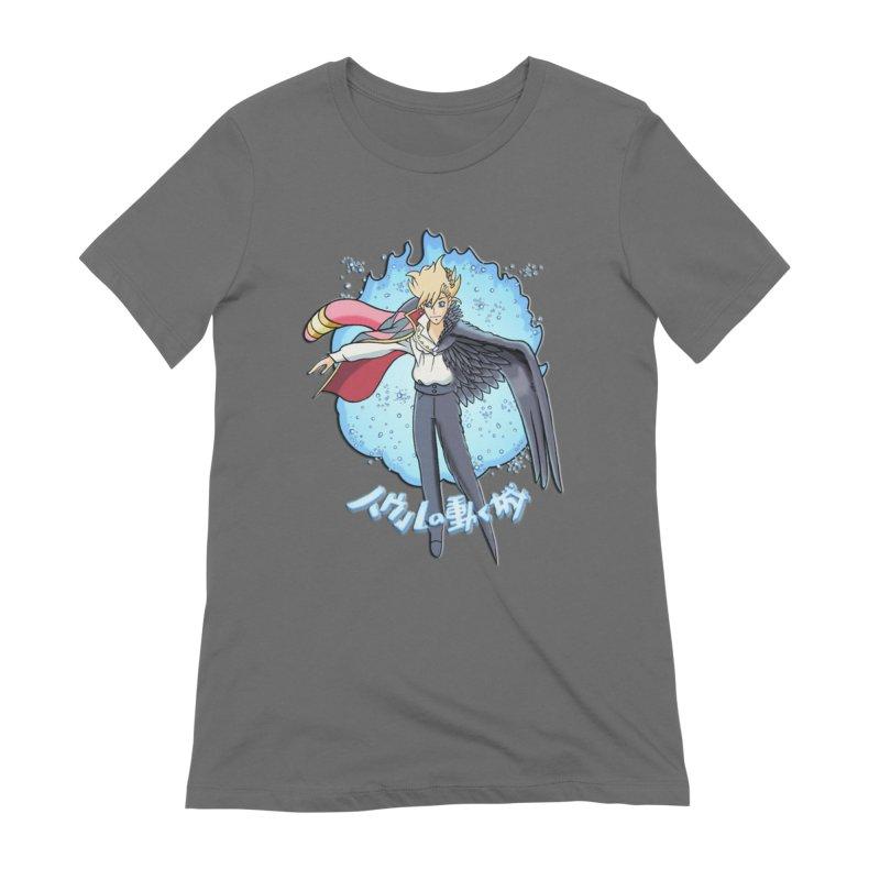 Howl the Wizard Fan Art Women's T-Shirt by ChrisCustoms