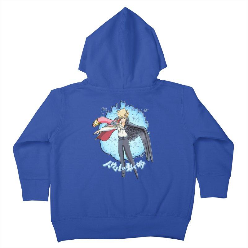 Howl the Wizard Fan Art Kids Toddler Zip-Up Hoody by ChrisCustoms