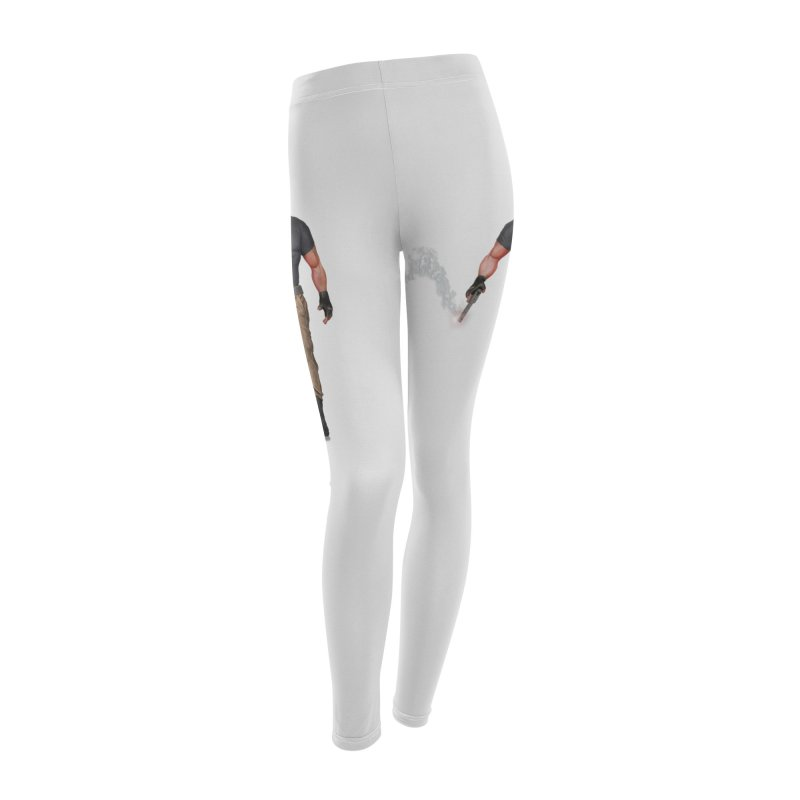 Bad @$$ Women's Bottoms by ChrisCustoms