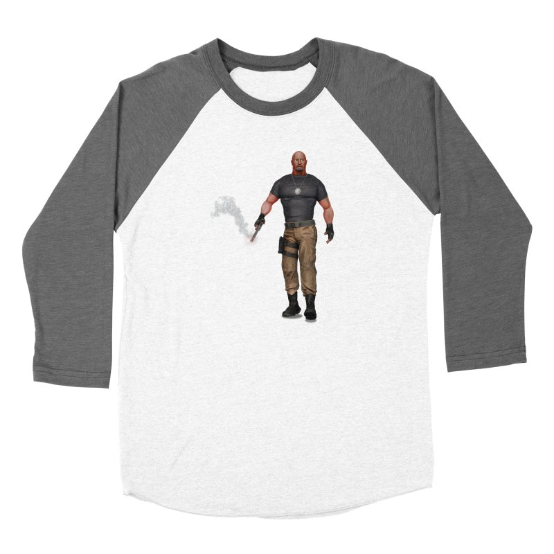 Bad @$$ Women's Longsleeve T-Shirt by ChrisCustoms