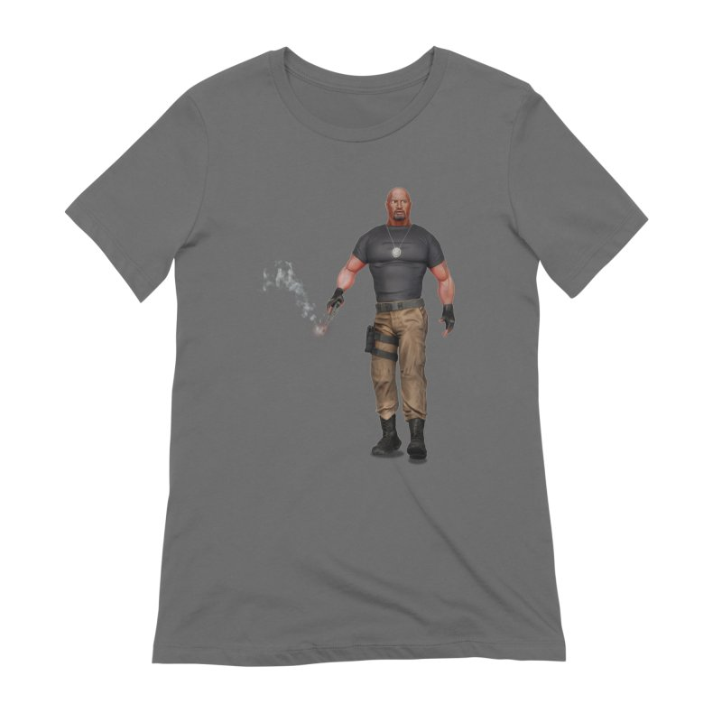 Bad @$$ Women's T-Shirt by ChrisCustoms