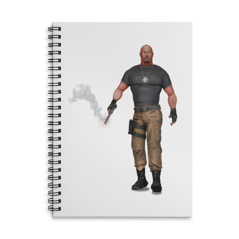 Bad @$$ Accessories Notebook by ChrisCustoms