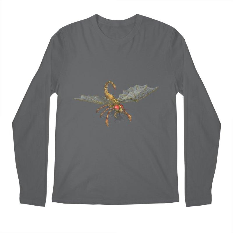 ScorpFly Men's Longsleeve T-Shirt by ChrisCustoms