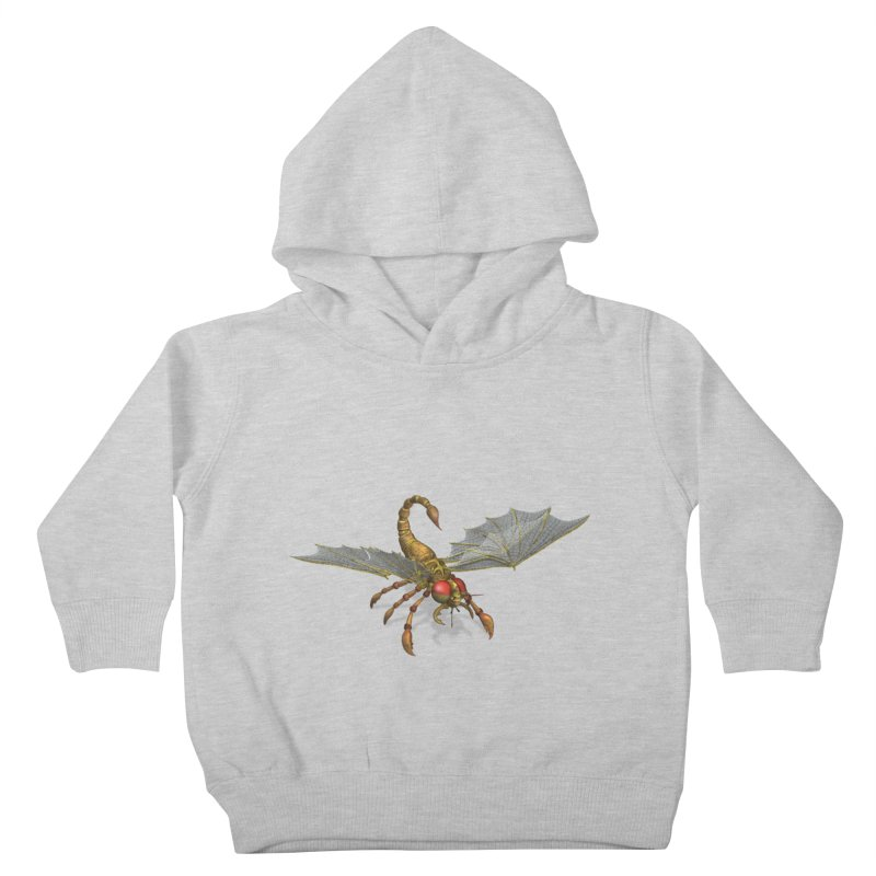 ScorpFly Kids Toddler Pullover Hoody by ChrisCustoms
