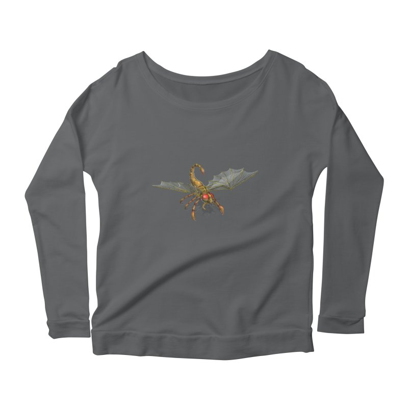 ScorpFly Women's Longsleeve T-Shirt by ChrisCustoms