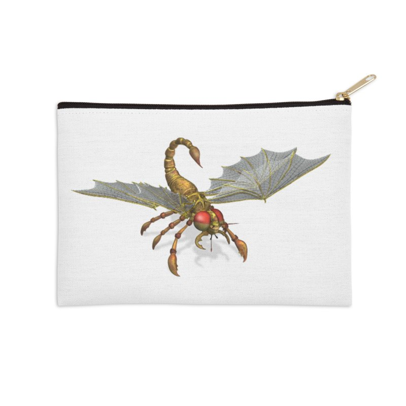 ScorpFly Accessories Zip Pouch by ChrisCustoms