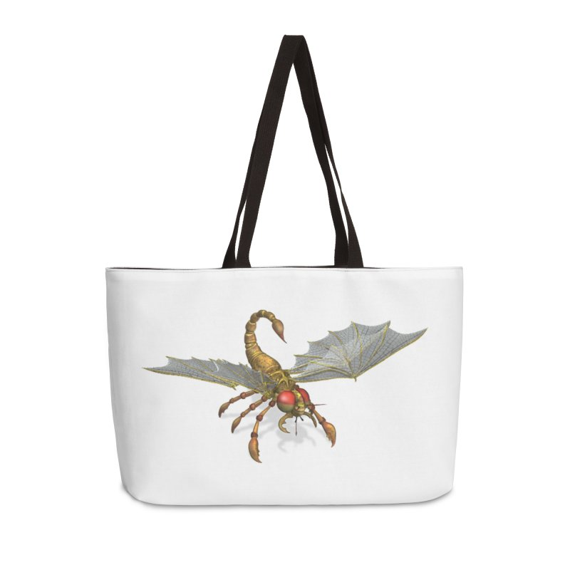 ScorpFly Accessories Bag by ChrisCustoms