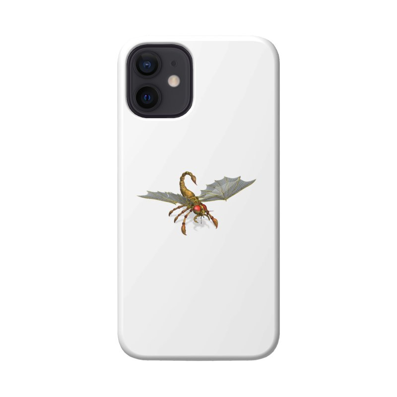 ScorpFly Accessories Phone Case by ChrisCustoms