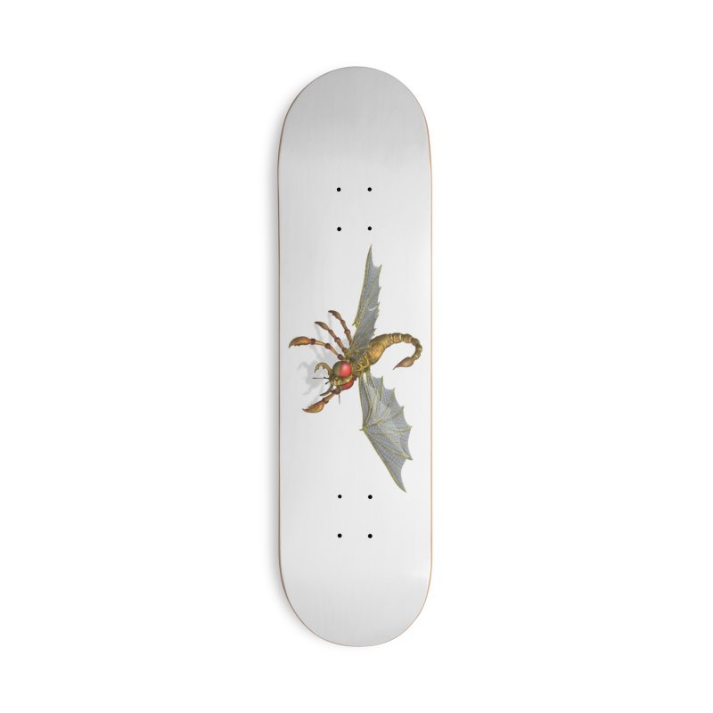 ScorpFly Accessories Skateboard by ChrisCustoms