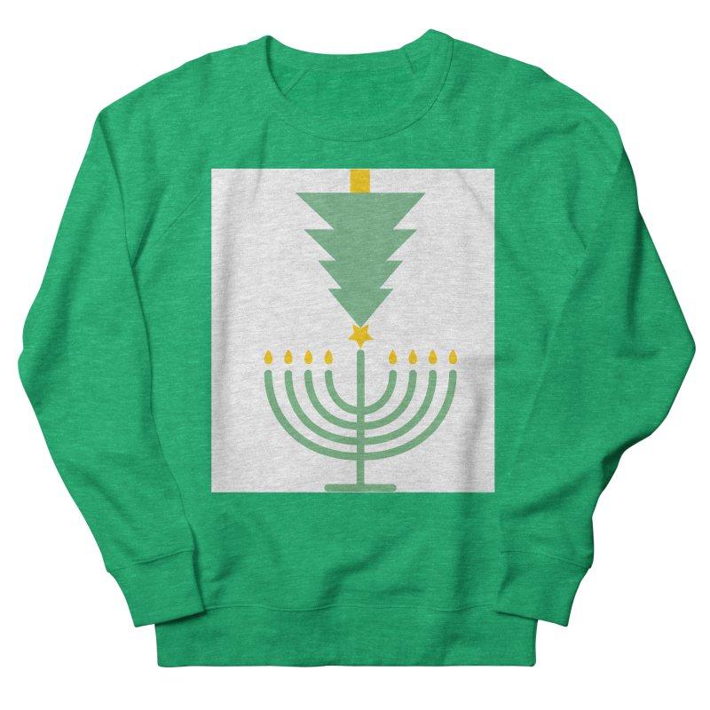 Happy Chrismukkah Women's Sweatshirt by chrismukkah's Artist Shop
