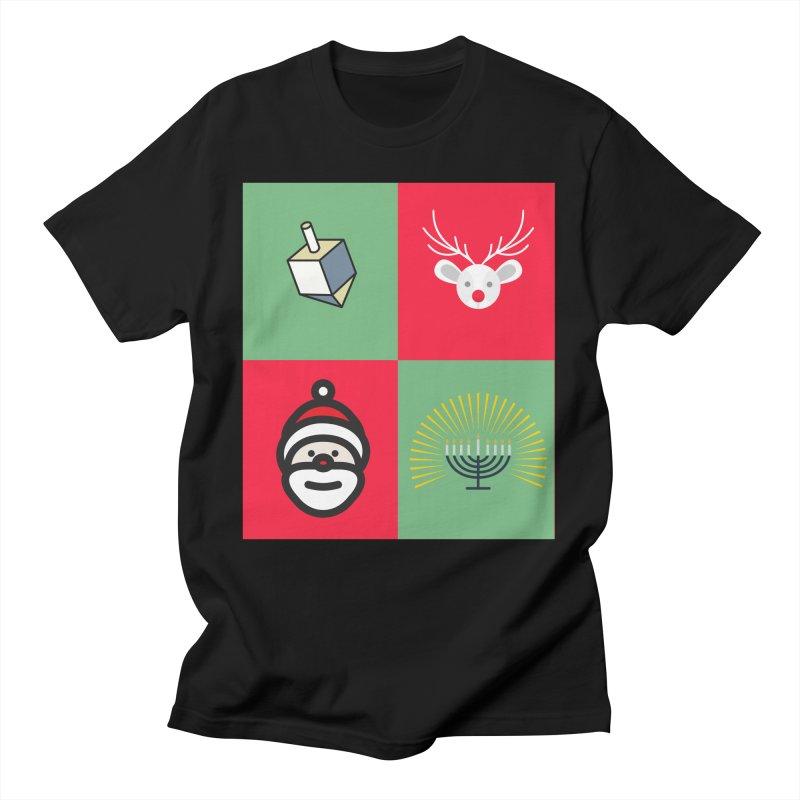 chrismukkah Women's T-Shirt by chrismukkah's Artist Shop