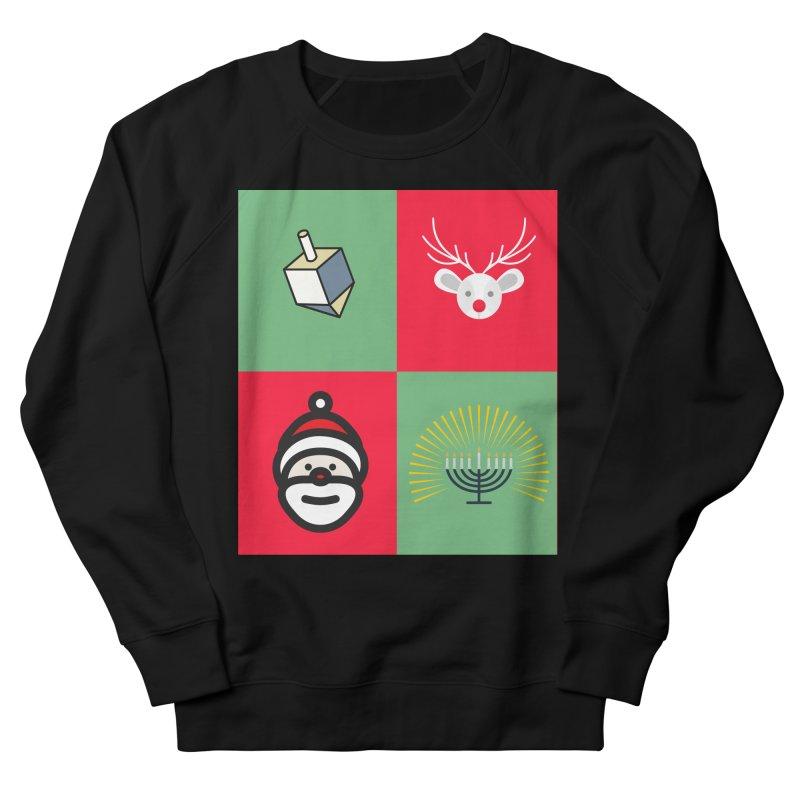 chrismukkah Men's Sweatshirt by chrismukkah's Artist Shop