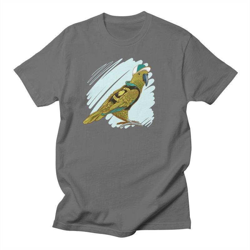 Kea Men's T-Shirt by ChrisPatersonCanDraw's Artist Shop